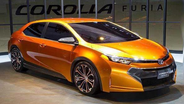 2018 Toyota Corolla In Australia