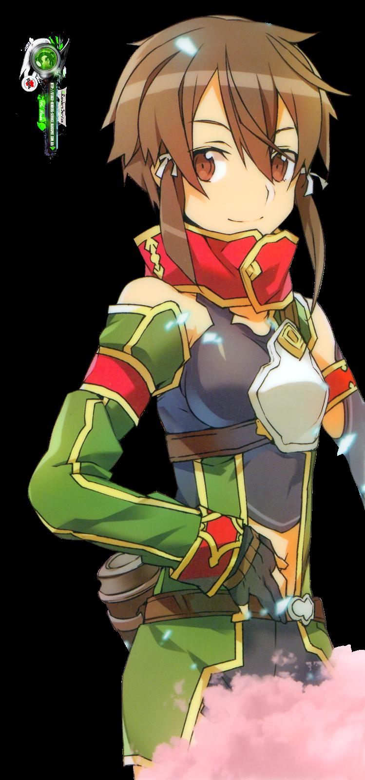 Sword Art Online:Shino Asada Kawaiii Hollow Frament Render ...