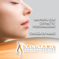 cirugia plastica estetica de nariz rinoplastia en Salutaris Guadalajara