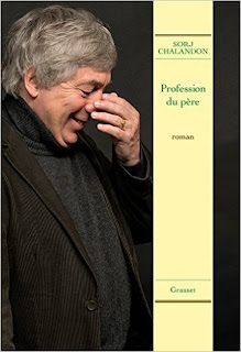 Couverture de Profession du père, Sorj Chalandon