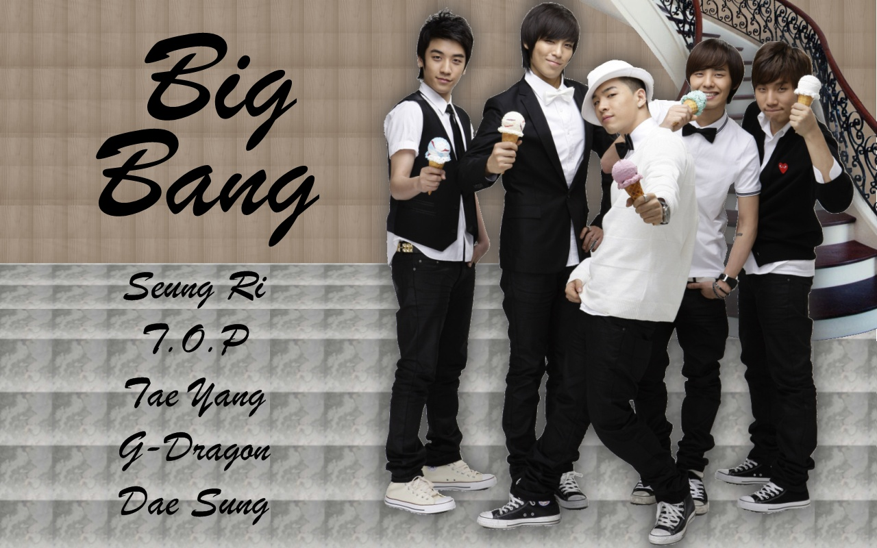 wallpaper the big bang - photo #30