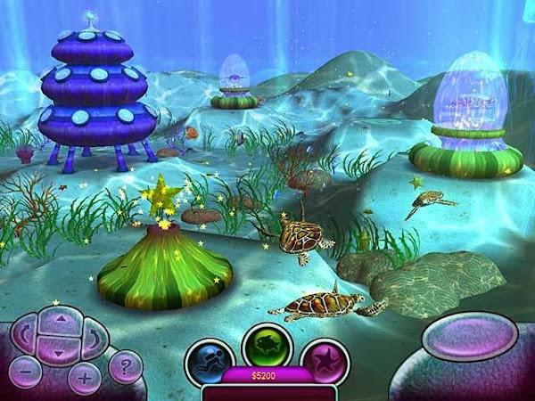 Screen Shot Of Deep Sea Tycoon 2 (2005) Full PC Game Free Download At worldfree4u.com