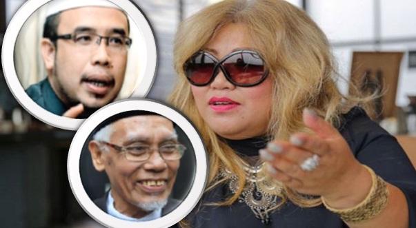 Siti Kasim Bedal Dua Mufti..Ini Kata-kata Melampau Siti Kasim Terhadap Dua Mufti Ini.