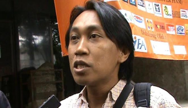 JJ Rizal: Provinsi DKI Jakarta telah tertipu mentah-mentah oleh Ilyas Karim.