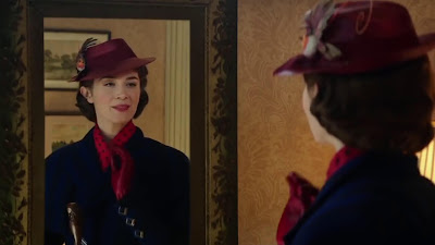 Emily Blunt Mary Poppins Returns HD Pictures