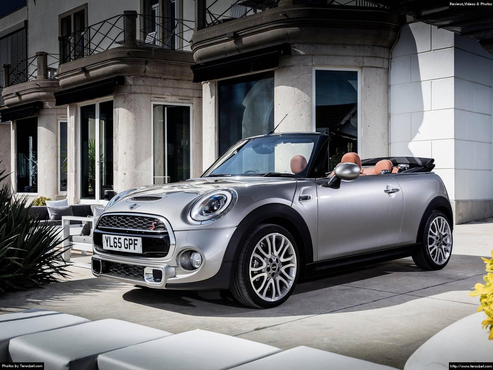 Hình ảnh xe ô tô Mini Open 150 Convertible Edition 2016 & nội ngoại thất