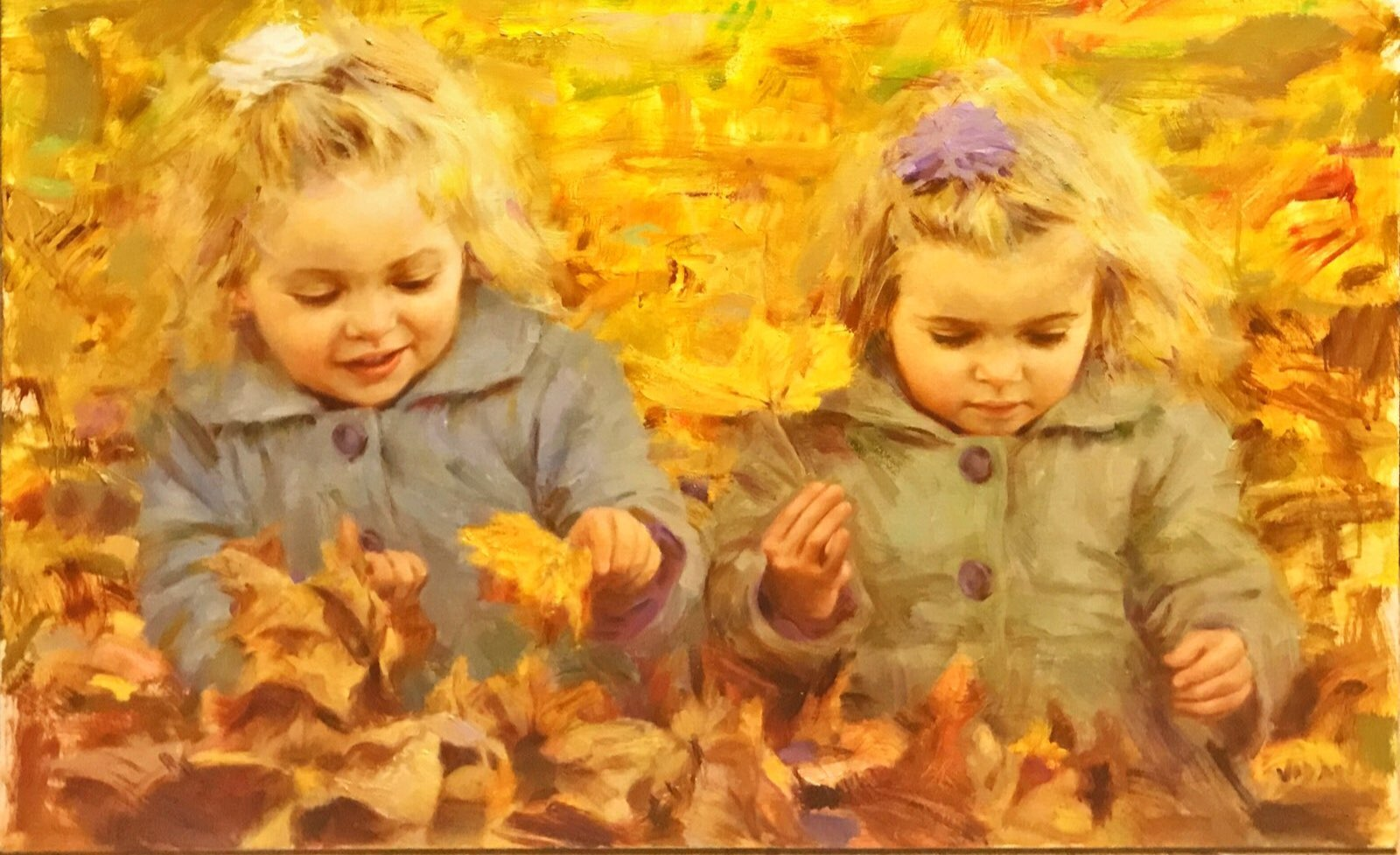 Vittorio Dangelico Vidan Autumn Leaves
