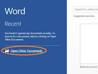 Cara Rubah File PDF Ke Word Tanpa Aplikasi