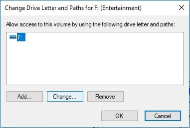 Cara Mengganti Huruf Partisi Hardisk pada Windows 4