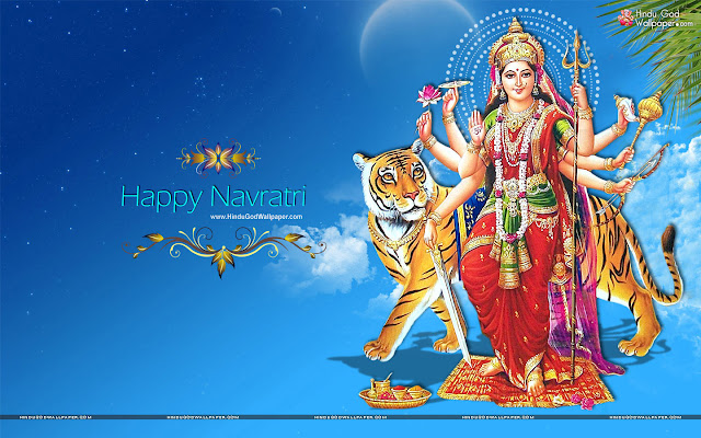 Happy Navratri Messages 2017
