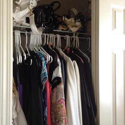 Closet Clean Out Tips and Tricks