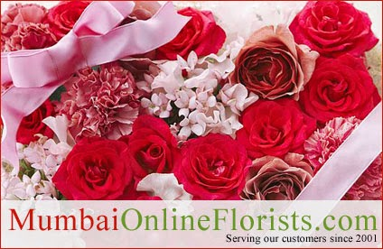 Send Flowers and Gifts to Mumbai