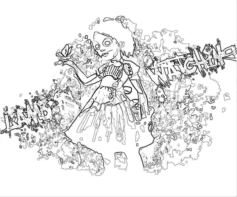 Bioshock Infinite Yumiko Fujiwara
