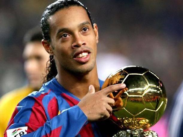 Ronaldinho - Balonul de Aur