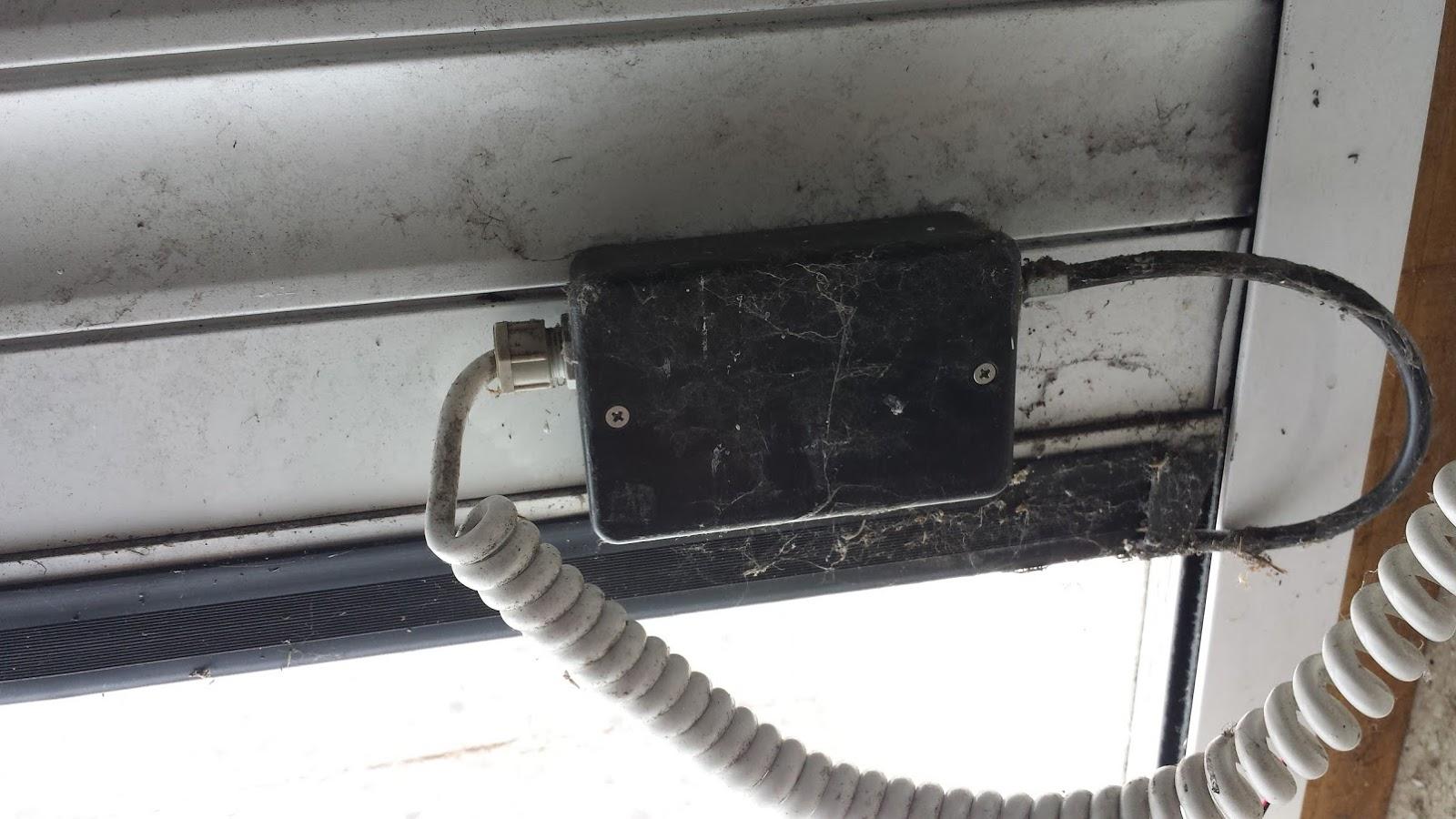 Garage Door Sensor With Arduino Nano
