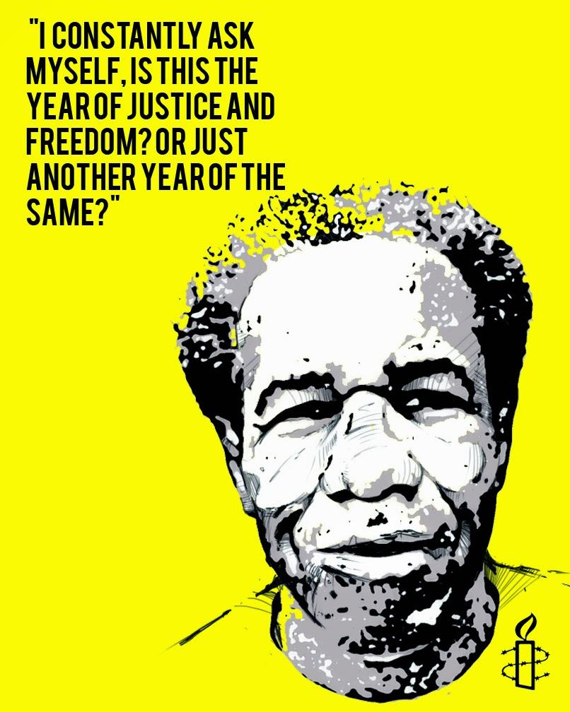 Amnesty Intl poster