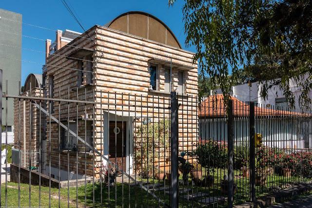 Outra casa bacana na Padre Agostinho