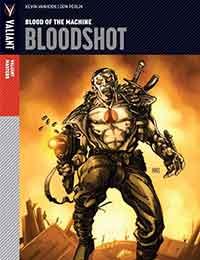 Valiant Masters Bloodshot: Blood of the Machine