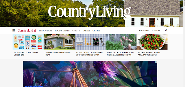 Country Living Website Garden Junk Feature organizedclutter.net