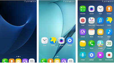 Theme – Galaxy S7 v1.1.0 APK-2