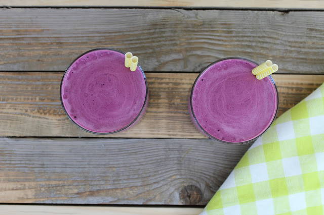 Berry Beet Smoothie Recipe