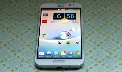 Thay màn hình LG Optimus G Pro giá rẻ