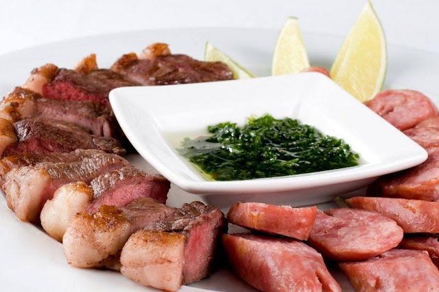 Prato do Restaurante Varanda's Brazil Grill em Miami