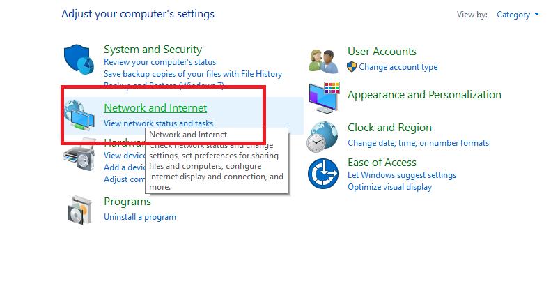 حل مشكلة لا يمكن الوصول إلى موقع الويب هذا في الهاتف