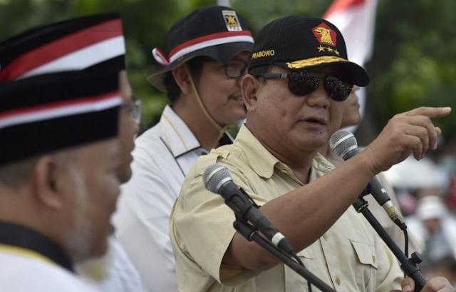 Anggap Prabowo Sengaja Manfaatkan Isu Rohingya