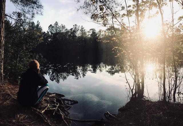 Hiking and Camping through Rural Georgia