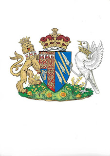 Meghan Markle's Coat Of Arms As Been Delivered