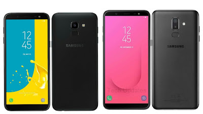 Samsung Galaxy J6 vs Samsung Galaxy J8