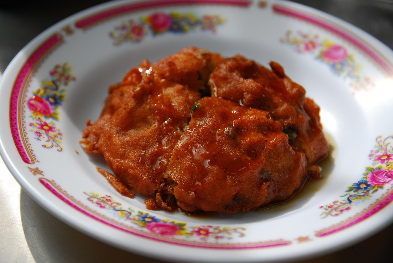 清水美食燒炸粿