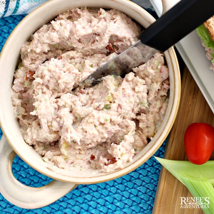 How To Make Ham Salad From Scratch