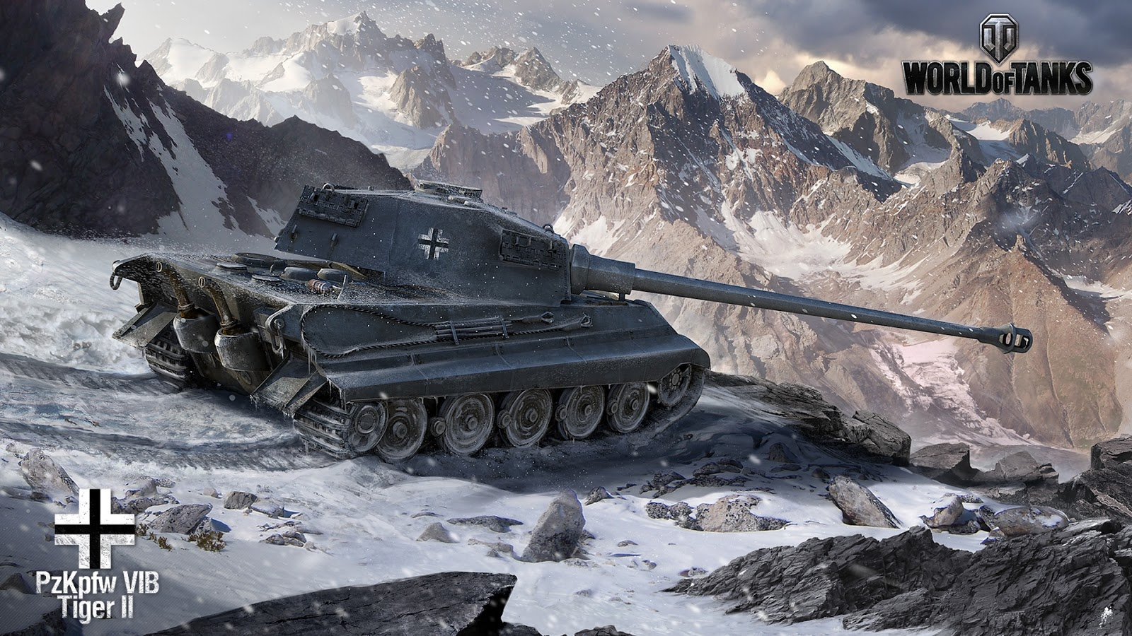 Wallpapers Wallpaper World Of Tanks King Tiger
