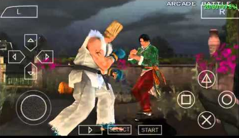 TEKKEN 5 FOR ANDROID
