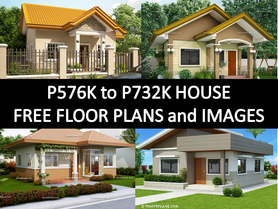 philippines p576k to p732k free floor plan and house design