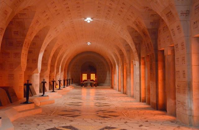 Verdun 2016, oorlogtoerisme, WO I, eerste wereldoorlog,