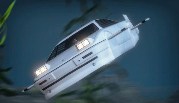 Ocelot Ardent Aqua - GTAind - Mod GTA V Indonesia