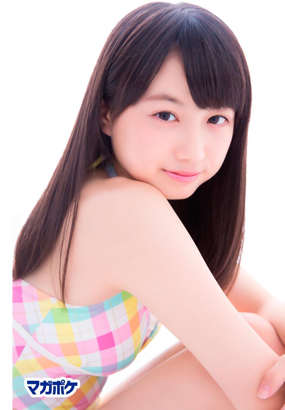 Yamada Kyoka 山田杏華, AKB48 Team8 x Weekly Maga Cover Competition