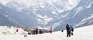 Rohtang Pass - Himachal Pradesh