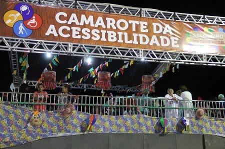 Camarote da Acessibilidade: Recife