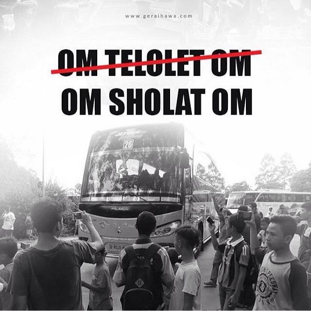Om Shalat Om, Sebelum Om Dishalatkan Loh Om