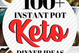 #100+ #DELICIOUS #EASY #KETO #INSTANT #POT #MEALS