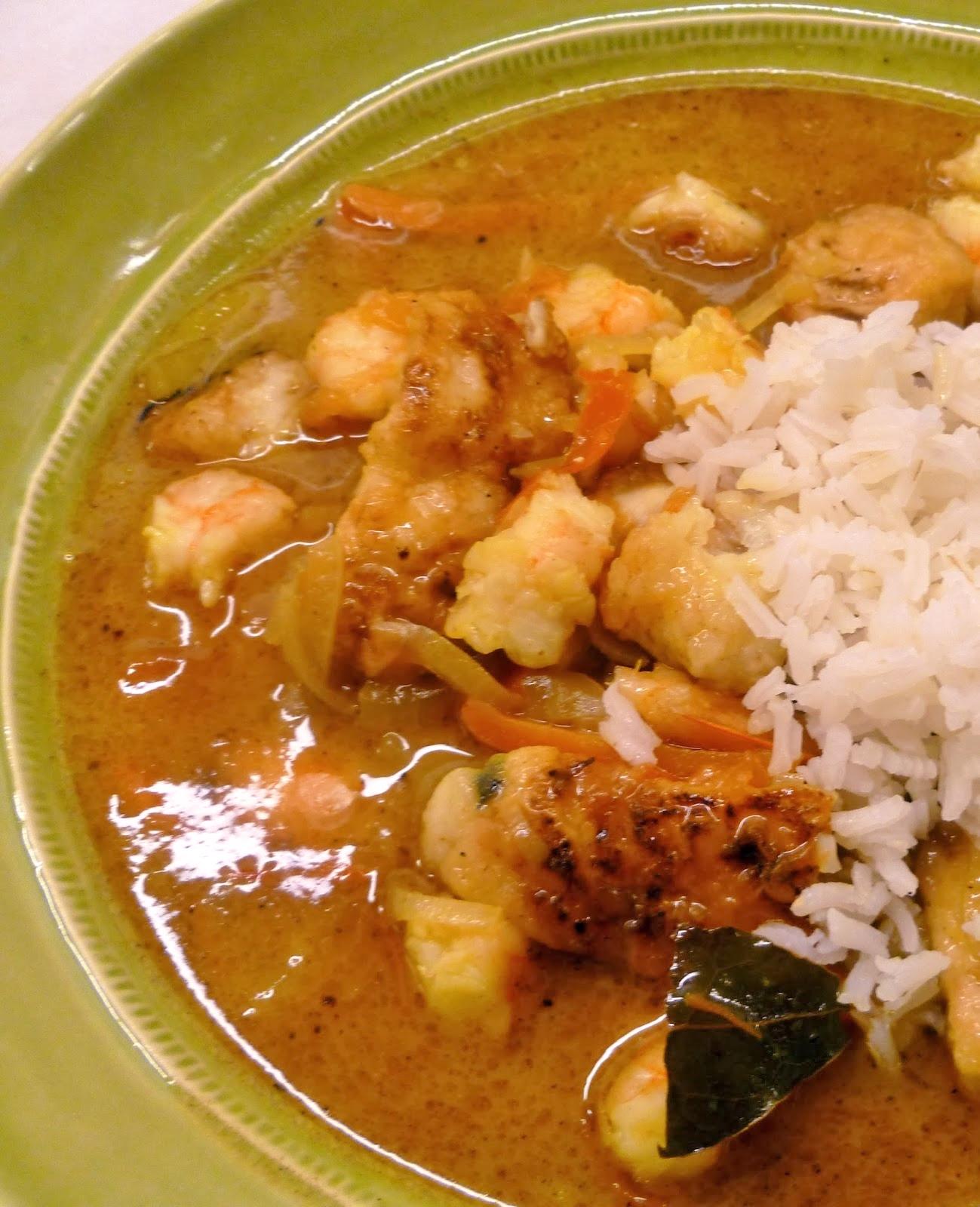 Lindaraxa venetian fish soup or stew for Fish broth soup