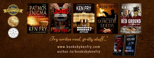 Author Ken Fry