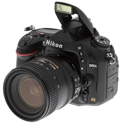 Nikon D600 Firmware Download