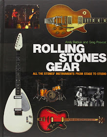 Greg Prevost and Andy Babiuk's Rolling Stones Gear
