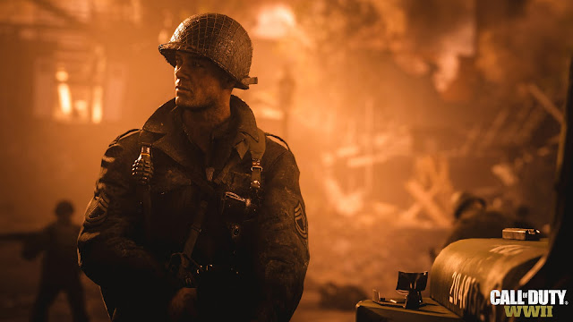 Call of Duty WWII desvela su tamaño en Xbox One