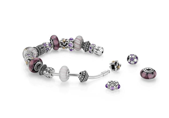 Designa ditt Pandora armband
